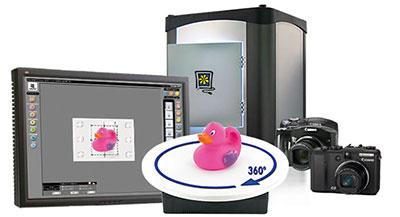 3D termékfotózás