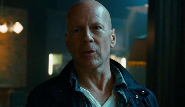 Bruce Willis a Die Hard 5. című filmben