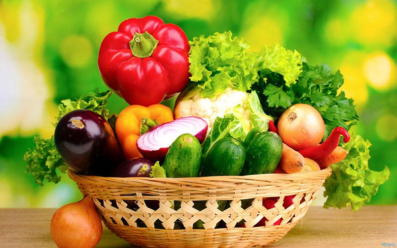 Friss, értékes zöldségek