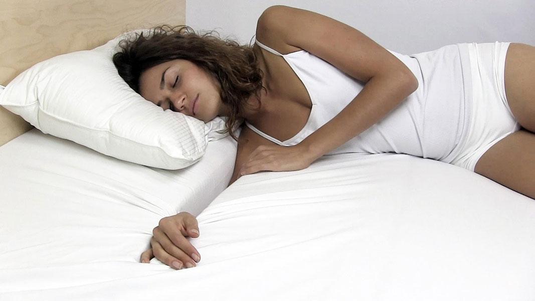 Nagyon fontos, hogy a matrac megfelelően alátámassza a testünket