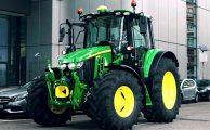 Mit tud a John Deere 6M traktorszéria?