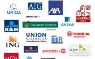 Magyarországi Biztosító Intézetek listája