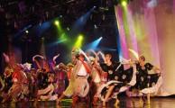 Színes tánckavalkád (Fotó: interetno.net)