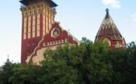 A szecessziós városháza Szabadkán