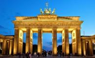 Brandenburgi kapu Németországban